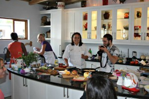 The Olive Branch Cooking School