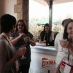 butterknife PR gave us Contreau drinks