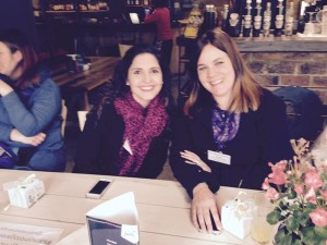 Raquel (PR) and Christine