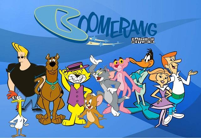 Boomerang-Tv