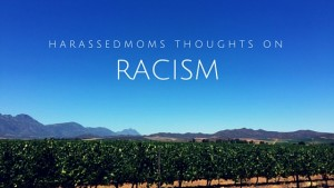 HarassedMoms thoughts on racism