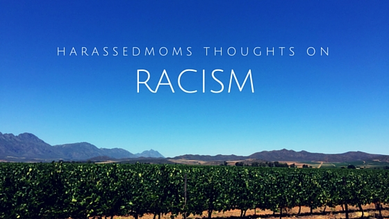 Racism Thoughts|HarassedMom