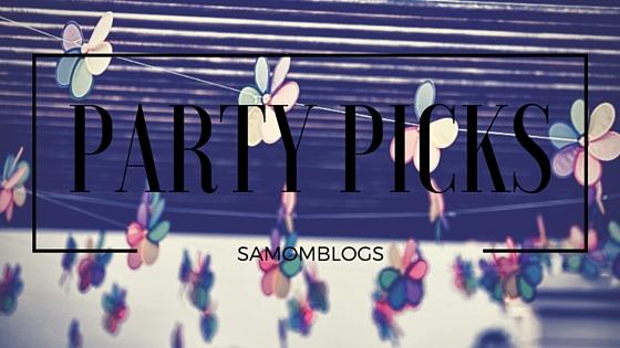 Party Picks|SA Mom Blogs