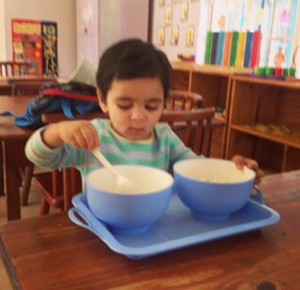 practical life montessori school in sandton