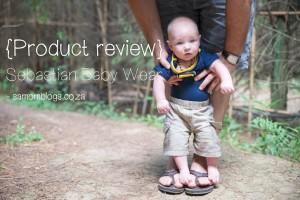 sebastian baby wear product review