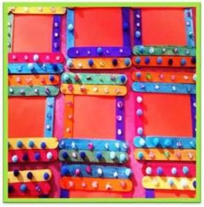 Arts and Crafts Holiday Program (2-5yrs) (3 Term Holidays)