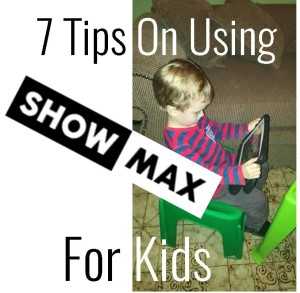 showmax for kids