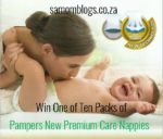 Win One of Ten Packs of New Pampers Premium Care Nappies