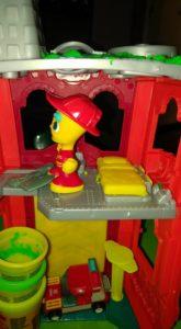 fireman playdoh