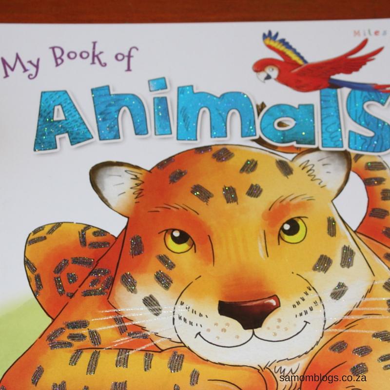 My book of Animals|SA Mom Blogs