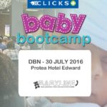 WIN 10 Double Tickets to Durban's Baby Bootcamp