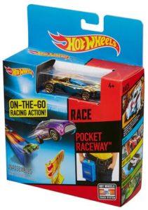 hot wheels pocket raceway