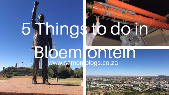 5 Things To Do In Bloem