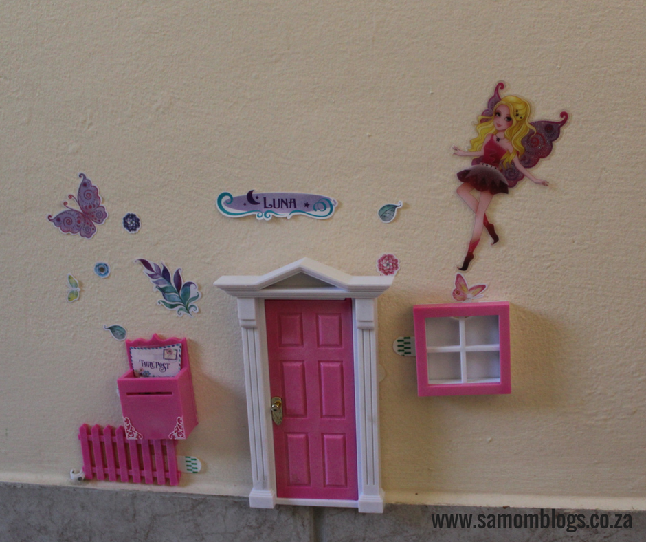 Win a magical fairy door south african mom blogs for The little fairy door