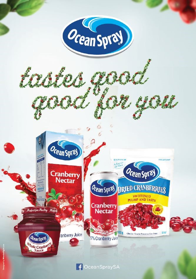 Ocean Spray | SA Mom Blogs