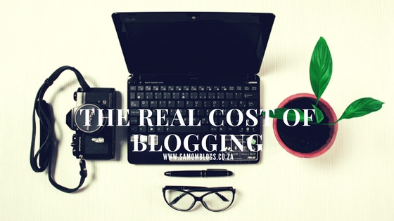 The Real Cost of Blogging