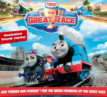 Win tickets to Thomas & Friends: The Great Race Premiere (limited time giveaway)