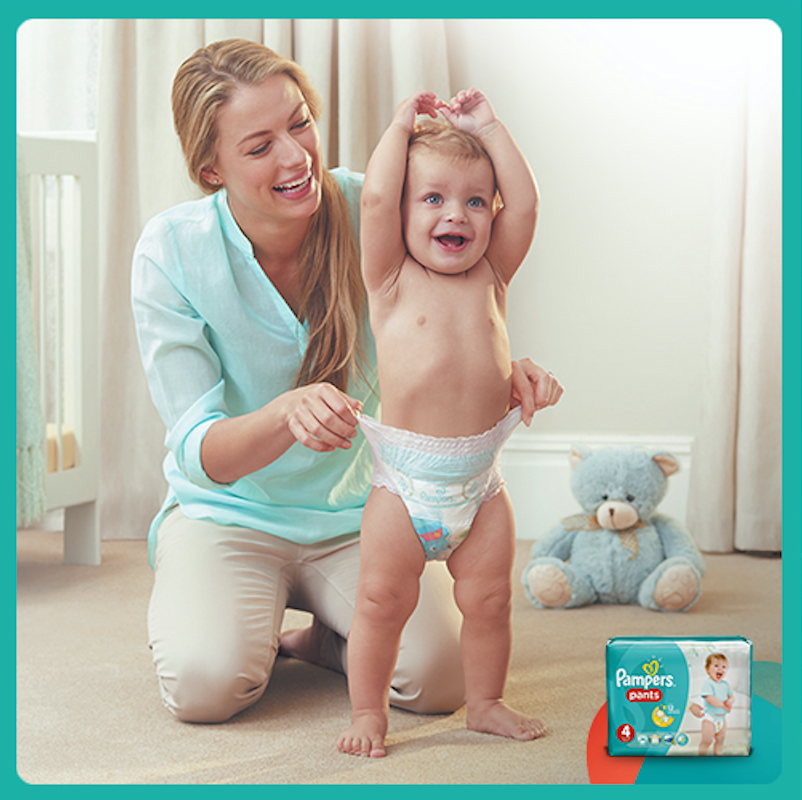 Pampers Pants| SA Mom Blogs
