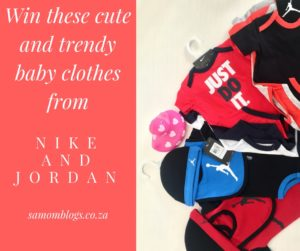 trendy baby clothes Nike and Jordan