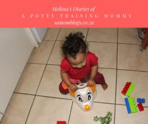 {Product Review} Melissa's Diaries of a Potty Training Mommy