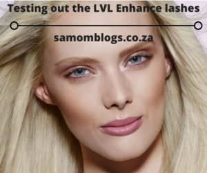 LVL Enhance lashes