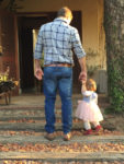 {Guest Post} Daddy's Home!
