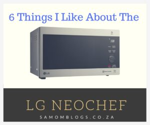 LG NeoChef Smart Inverter Microwave