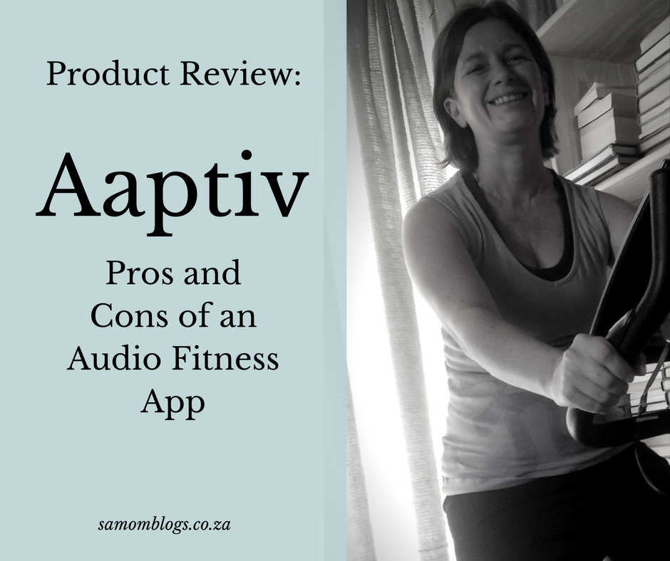 {Product Review} Aaptiv: Pros and Cons of an Audio Fitness App